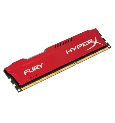 MEMORIA KINGSTON 8GB DDR3 1866 HX318C10FR/8 RED - HX318C10FR8