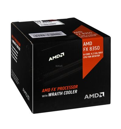 PROCESADOR AMD FX-8350 CON WRAITH COOLER AM3 - CP02AM41