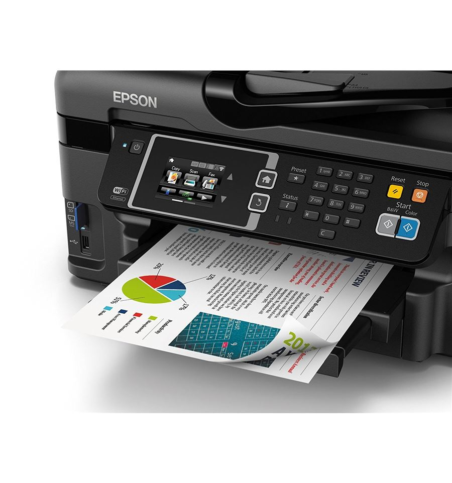 Epson WorkForce WF-3620DWF: comprar impresora multifunción