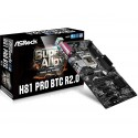 Placa base Asrock H81 Pro BTC R2.0 Socket 1150
