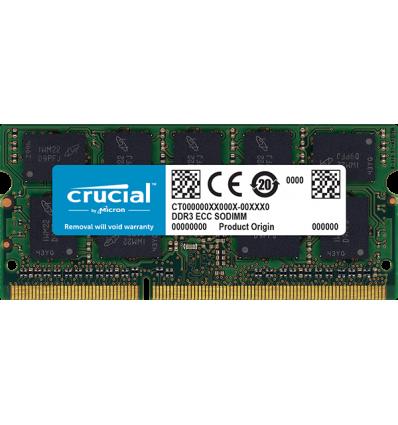 Crucial 4GB DDR3 1066 SODIMM