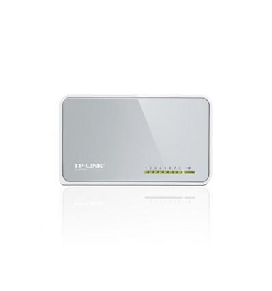 Switch TP-Link TL-SF1008D 8 puertos 10/100