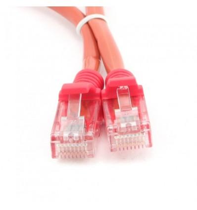 Cable de Red Iggual Cat. 5e 2m Rojo