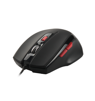 Ratón Genesis G33 óptico USB