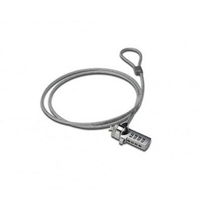 Cable de Seguridad para Portátiles Nilox