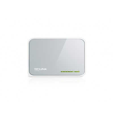 Switch TP-Link TL-SF1005D 5 puertos 10/100