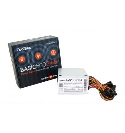 Fuente de alimentación Coolbox SFX 500GR-S