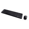 Teclado Logitech MK220 Wireless Combo
