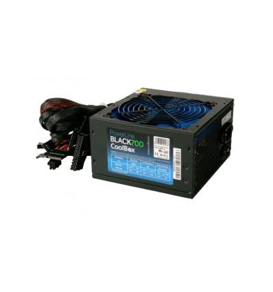 Coolbox Powerline Black 700W