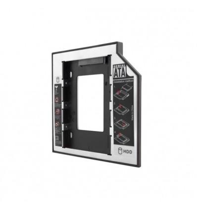 Conversor Unotec de CD a HDD de 9.5 mm