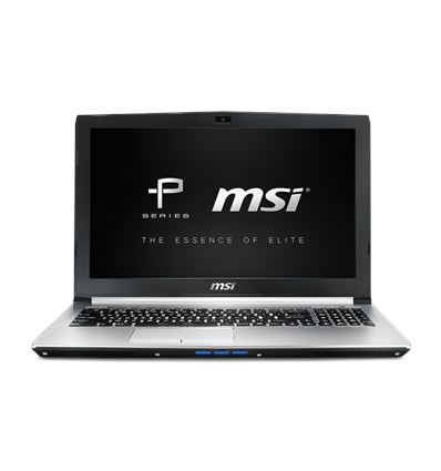 PORTATIL MSI PE60-282ES I7 7700 16GB 256SSD+1TB - PO15MS76