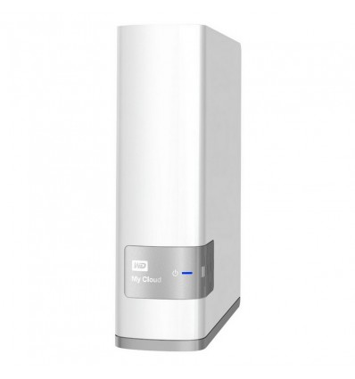 Disco duro externo WD My Cloud de 4TB Blanco