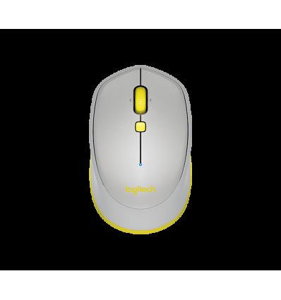 Logitech M535 Bluetooth Ratón Láser Gris