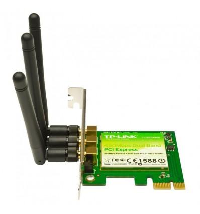 Tarjeta TP-Link TL-WDN4800 Wireless PCIe 450Mbs