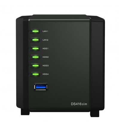 Synology DiskStation DS416 Slim NAS
