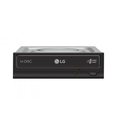 Grabadora DVD LG GH24N SATA Negra