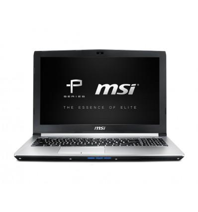 MSI PE60-1029ES i7-6700 16GB 1TB+256SSD
