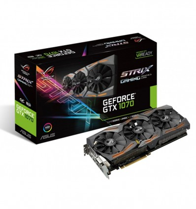Asus ROG Strix GTX 1070 Gaming OC 8GB