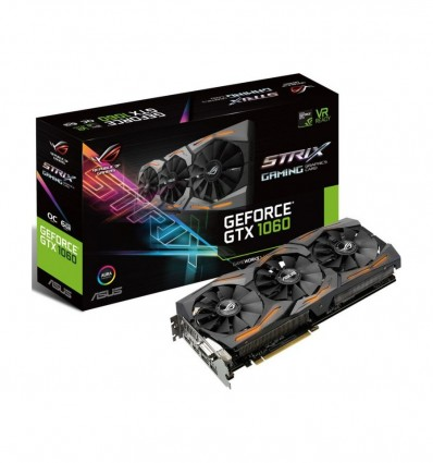 Asus Strix GTX 1060 6GB OC Gaming