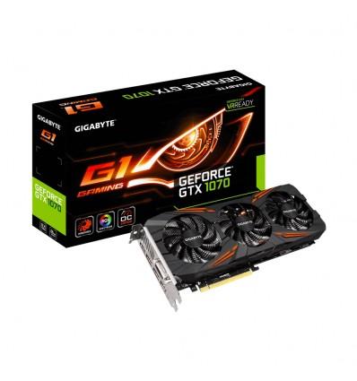 Gigabyte GTX1070 G1 Gaming 8GB