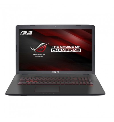 Portátil gaming Asus GL752VW-T4064D i7-6700H 8GB 1TB GTX 960M