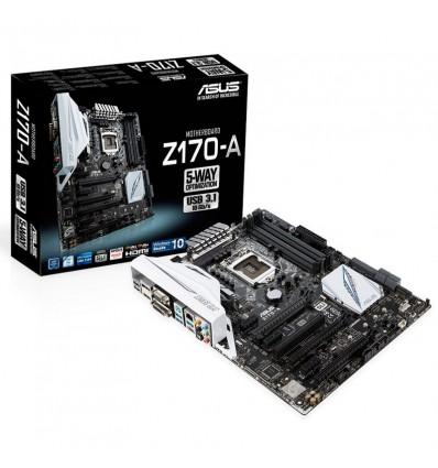 Asus Z170-A Socket 1151 DDR4