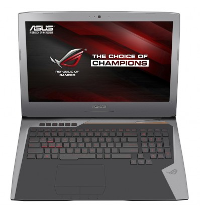 Portátil gaming Asus G752VS-GC018T i7-6700HQ 16GB Full HD