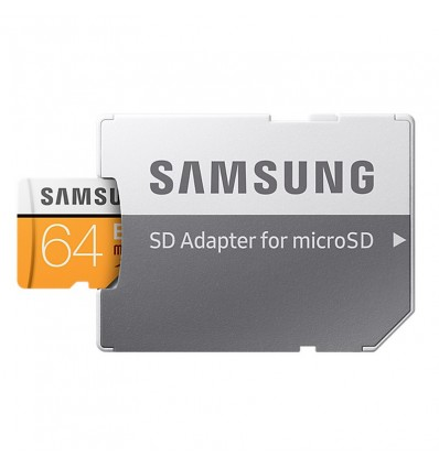 MEMORIA MICRO SD SAMSUNG EVO+ 64GB MP64GA/EU