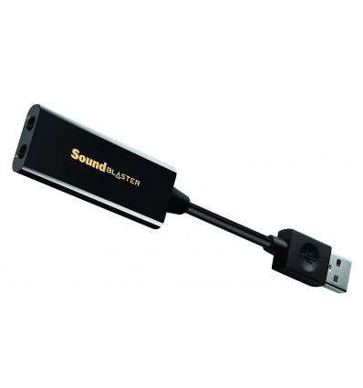TARJETA SONIDO CREATIVE SOUND BLASTER PLAY 3 USB E