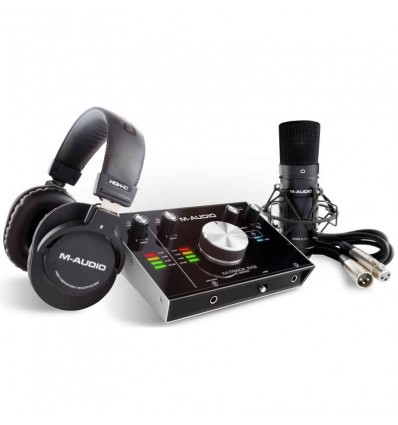 M-TRACK 2X2 VOCAL STUDIO PRO M-AUDIO