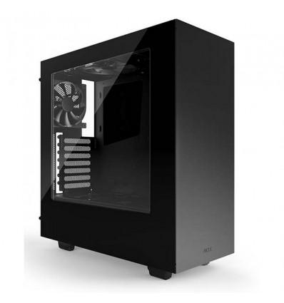 NZXT S340 Black - Caja semitorre