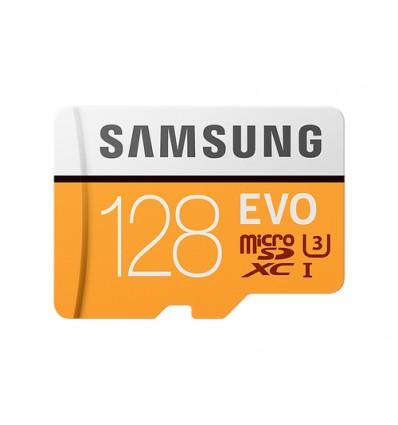 Memoria microSD Samsung EVO+ de 128GB MP128GA/EU