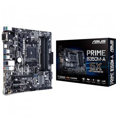 Asus Prime B350M-A - Placa base AM4