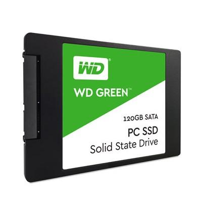 WD 120 GB SATA Green - SSD