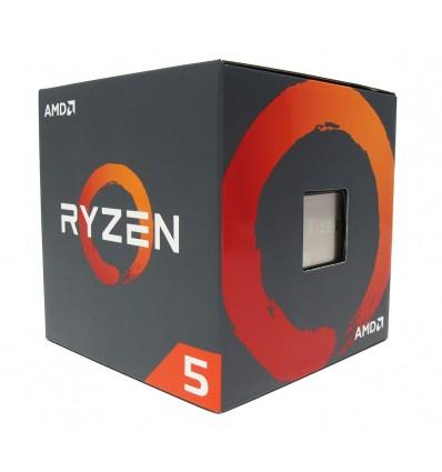AMD Ryzen 5 1500X 3.7GHz - Procesador AM4