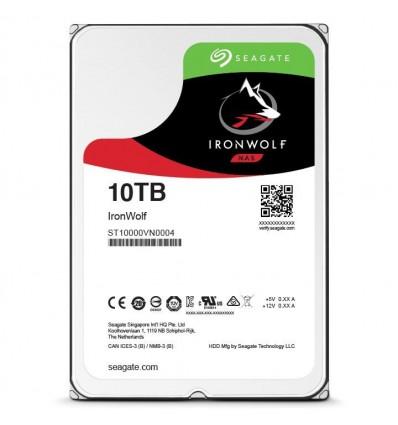 Seagate Ironwolf 10 TB - Disco duro NAS