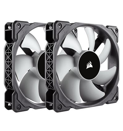 VENTILADOR CORSAIR CAJA ML140 DUAL PACK - VN01CO04
