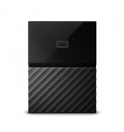 DISCO DURO WD MY PASSPORT ULTRA 3TB 2.5 EXT. BLACK - HD04WD39
