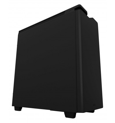 CAJA SEMITORRE NZXT H440 BLACK SOLID