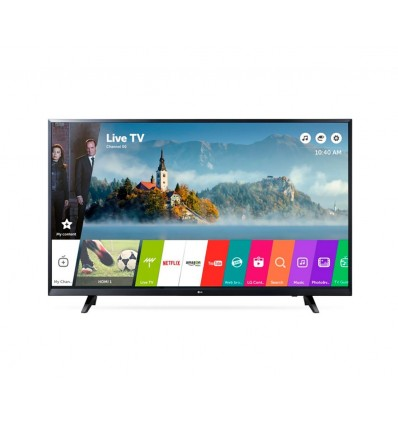 "TELEVISOR LG 65"" 65UJ620V UHD WEB3.5 HDR10"