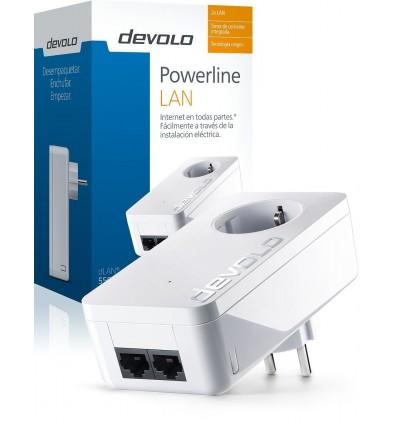PLC DEVOLO DLAN 550 DUO+ STARTER KIT 9491