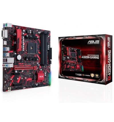PLACA BASE ASUS EX-A320M-GAMING SOCKET AM4 RYZEN
