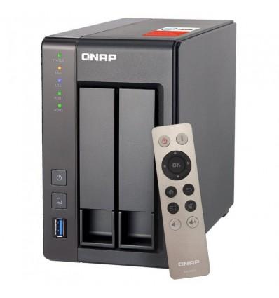 SERVIDOR NAS QNAP TS-251+ 2GB