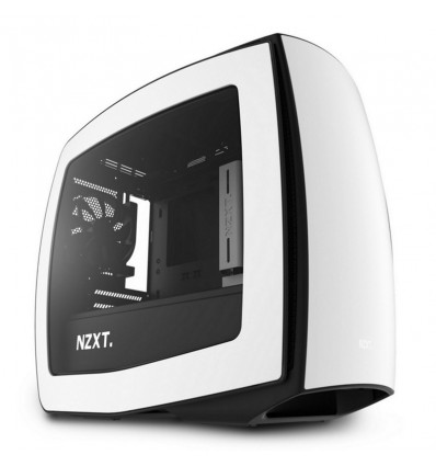 CAJA NZXT MANTA MINI ITX BLACK/WHITE