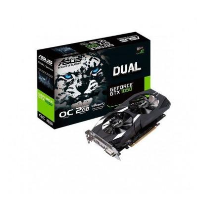 GRAFICA ASUS DUAL GTX 1050 2GB OC V2