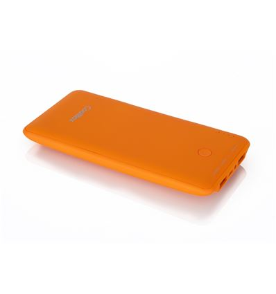 BATERIA MOVIL COOLBOX POWERBANK 10000MAH NARANJA - BT02CB01-1
