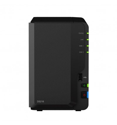 SERVIDOR NAS SYNOLOGY DS218