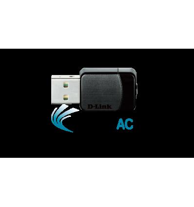 TARJETA D-LINK DWA-171 WIFI USB DUAL MICRO ADAPTER