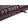 TECLADO CORSAIR GAMING STRAFE MARRON