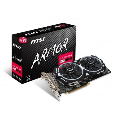 GRAFICA MSI RX 580 ARMOR 8GB OC
